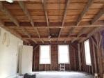 Living Room after demo