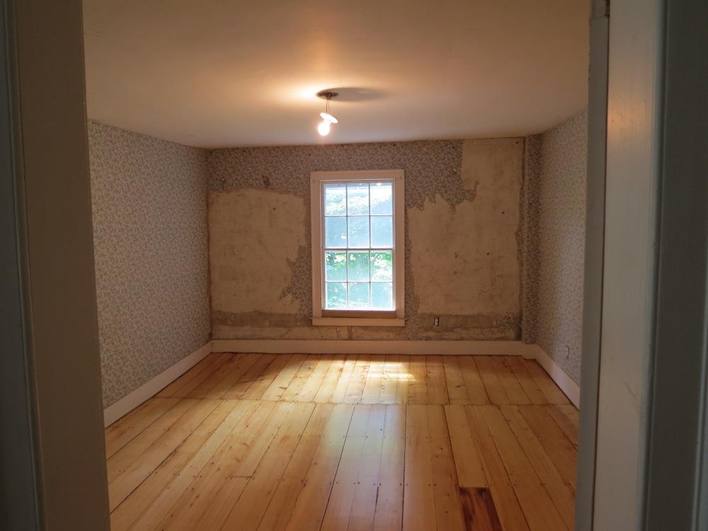 Refinished Wood Floors (1/5)