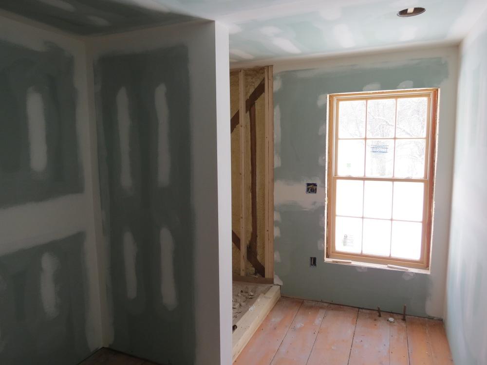 2nd Floor Bathroom Progress (1/4)
