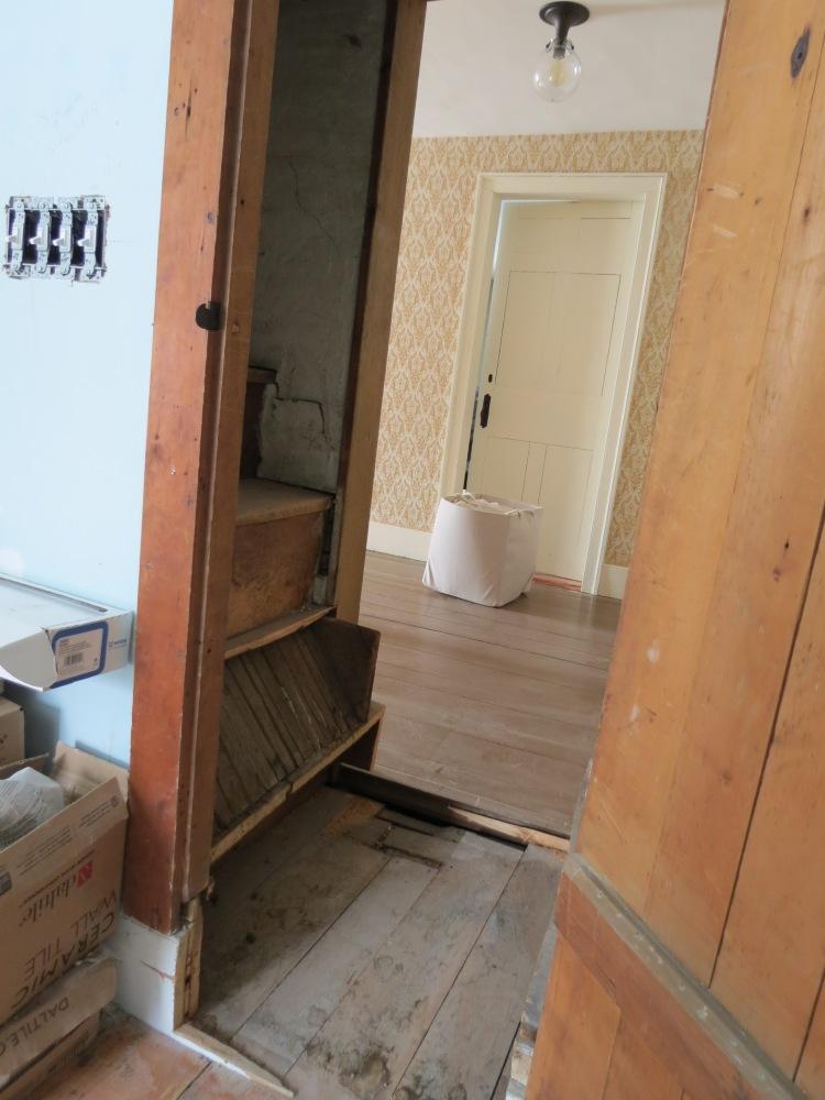 2nd Floor Bathroom Progress (2/4)