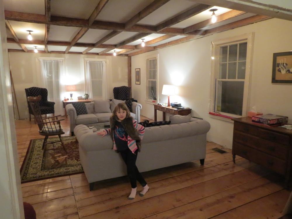 Living Room Progress Pics (2/3)