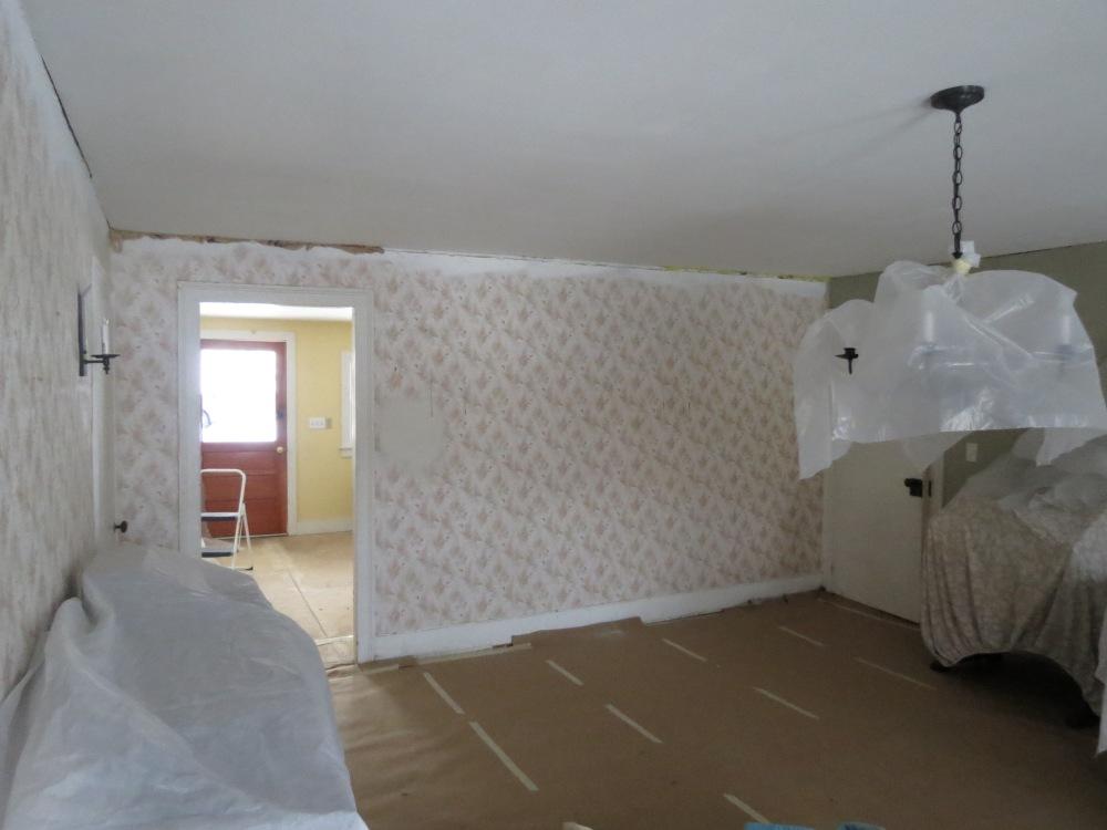 Kitchen Wall Demo (1/6)