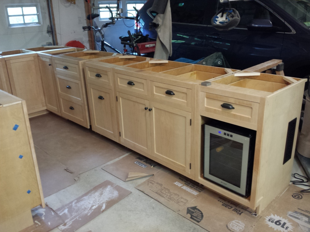 Kitchen Reno Progress (2/3)