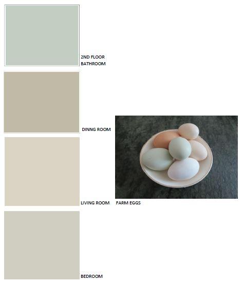 Paint Color Inspiration (3/3)